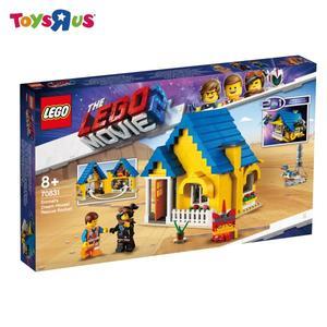 玩具反斗城  LEGO樂高 70831  樂高玩電影2  Emmet's Dream House/Rescue Rocket!