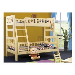 「首雅傢俬」可拆子母床 雙人上下舖 上下床 三層床 功能床 兒童高低床