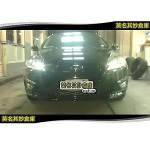【全台灣第一台】莫名其妙倉庫【ML016 大包】Ford Mondeo 全套升級全新 2011 車款外型 蜂巢水箱護罩