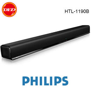 PHILIPS 飛利浦 Soundbar 藍牙無線 環繞音響喇叭 聲霸/家庭劇院 HTL1190B 公司貨