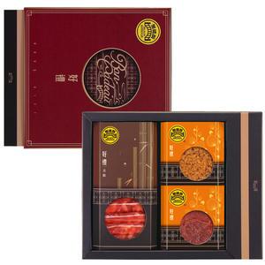 【黑橋牌】藝采好禮禮盒A(香腸、肉酥、肉乾)