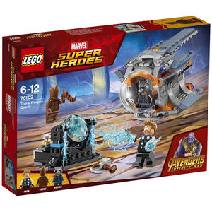 【LEGO 樂高積木】SUPER HEROES 超級英雄系列 Thors Weapon Quest LT-76102
