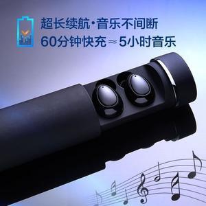 NINEKA/南卡N1無線藍牙耳機5.0 雙耳入耳式跑步降噪安卓蘋果通用