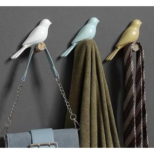 創意鑰匙強力鑽鉤玄關門口衣帽置物架牆上毛巾雨傘掛鉤免打孔家用--單個價格