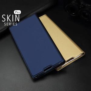 三星 J8 J6 J2 Pro A6+ SKIN Pro 系列皮套 手機皮套 插卡 支架 內軟殼 簡約 磁吸 皮套