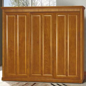 衣櫃 衣櫥 PK-331-1 楠檜柚木色8X7尺衣櫥【大眾家居舘】