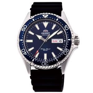 【分期0利率】ORIENT 東方錶 藍水鬼 藍寶石水晶鏡面 自動上鏈 機械錶 潛水錶 公司貨 RA-AA0006L