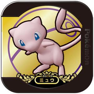【現貨】神奇寶貝 Pokemon TRETTA 夢幻黑卡 傳說等級 夢幻 大型機台 精靈寶可夢【台中星光電玩】