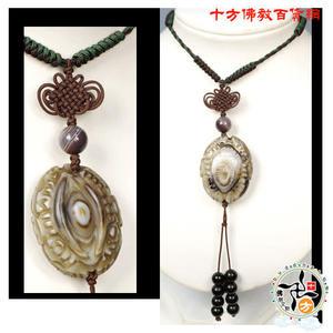 天眼珠項鍊   【十方佛教文物】