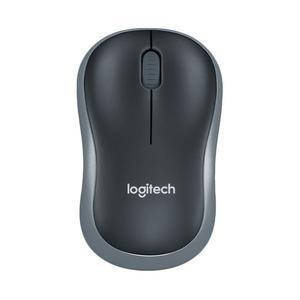 包郵Logitech/ 羅技M185 無線滑鼠省電辦公USB筆記本蘋果滑鼠M186