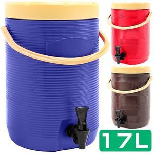 17公升保溫豆漿桶不鏽鋼17L茶水桶冰桶冷熱雙層保溫奶茶桶水桶夜市擺攤戶外露營野餐推薦哪裡買