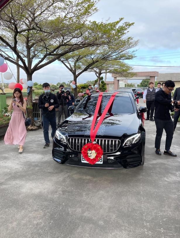 彰化禮車幸福專案
