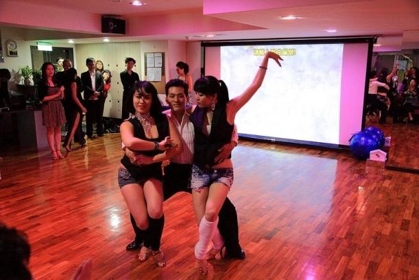 奇技邦舞蹈補習班