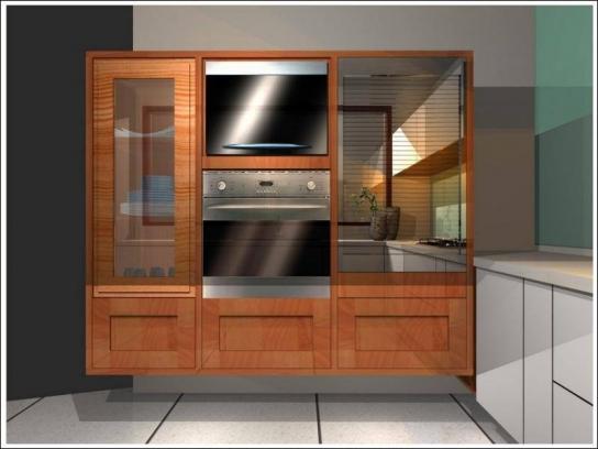 泇庠廚具系統櫃