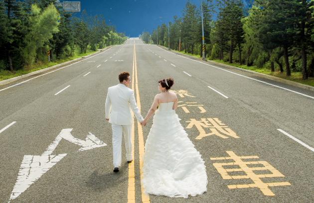 漾時尚婚禮