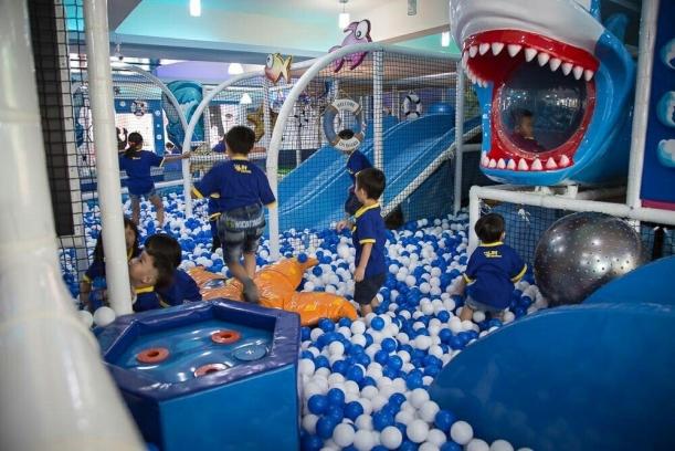 海底樂園親子餐廳