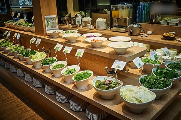 滿築館精緻蔬食鍋