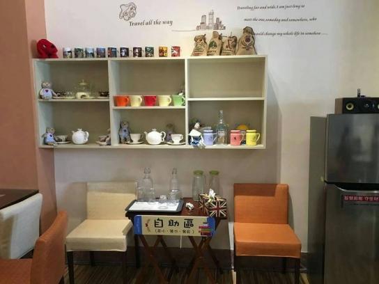 英特朗英文繪本咖啡屋