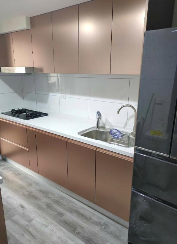 品沅精品歐化廚具系統櫥櫃
