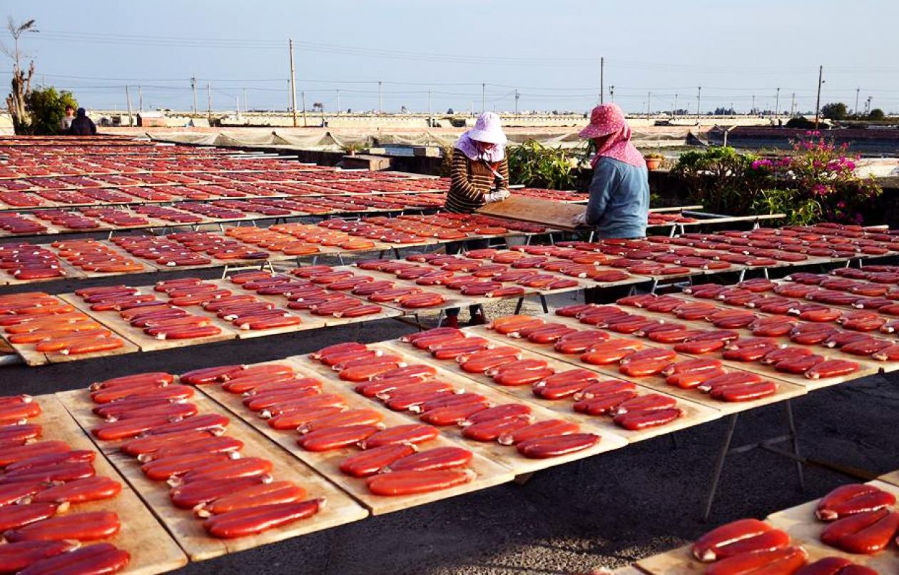 豐樺水產一口鱻烏魚子
