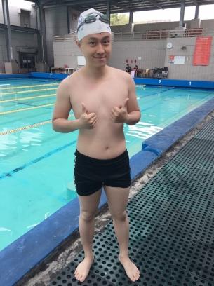 嘉義游泳教學-亞利安教練