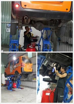 宏溢汽車保修