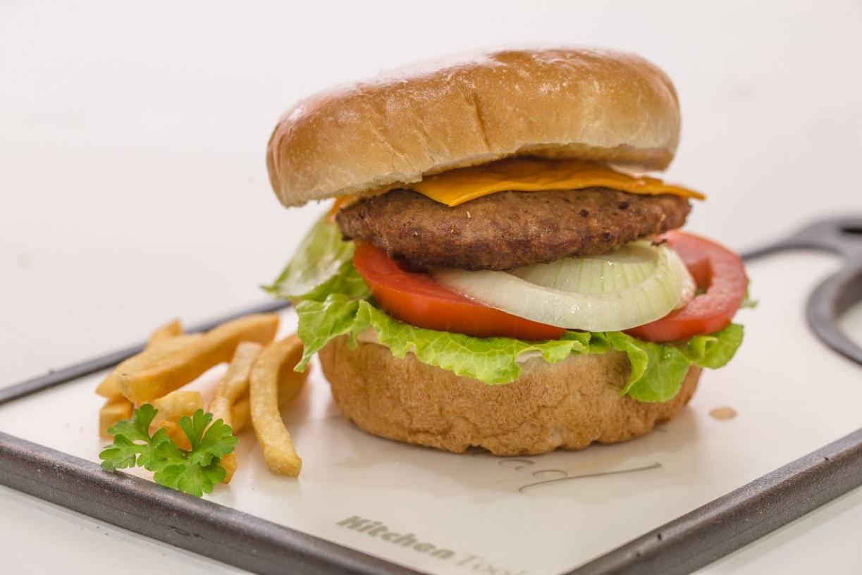 B52美式炸雞漢堡