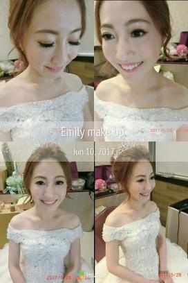 高雄市新娘秘書Emily