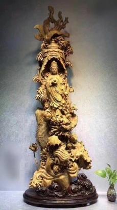 阿慶仙藏天下沉香琥珀藝品