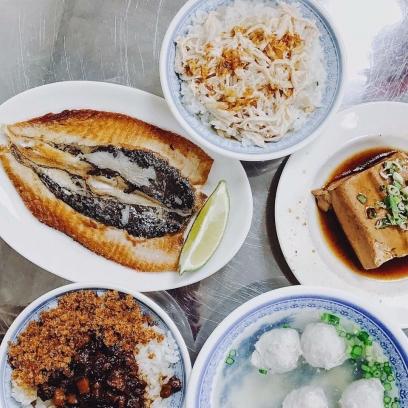 北海虱目魚鮮魚湯專賣店