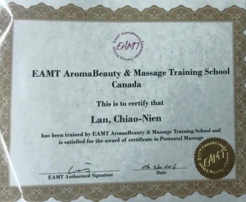EAMT孕婦產後泌乳照護