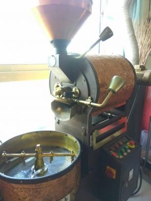 華氏溫度咖啡烘焙坊