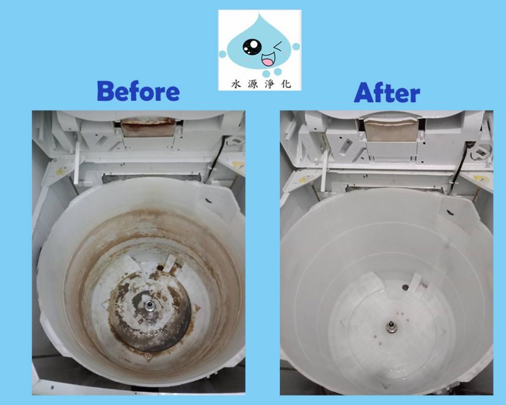 水源淨化專業清洗水管