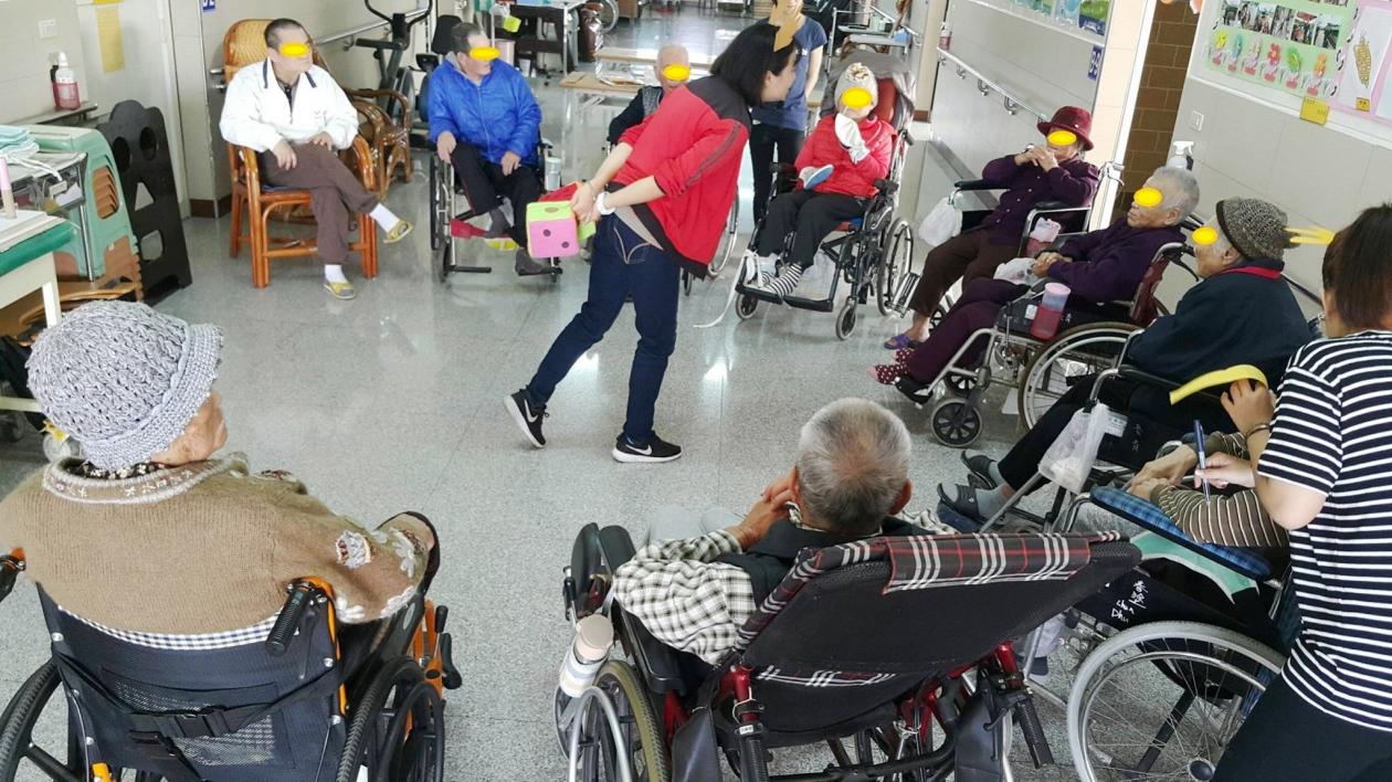 雲林縣私立長青老人長期照護中心