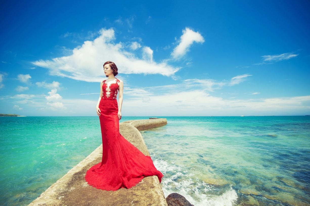潘朵拉法式手作婚紗