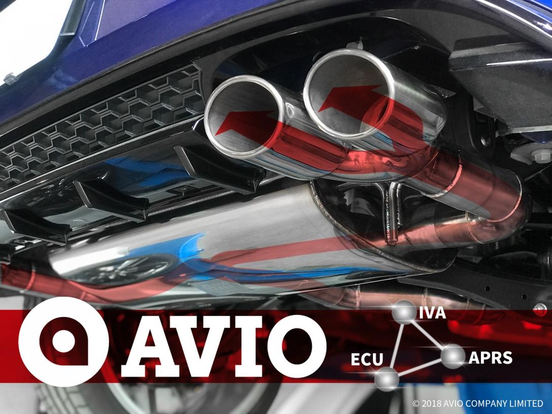 AVIO亞比歐 汽車改裝
