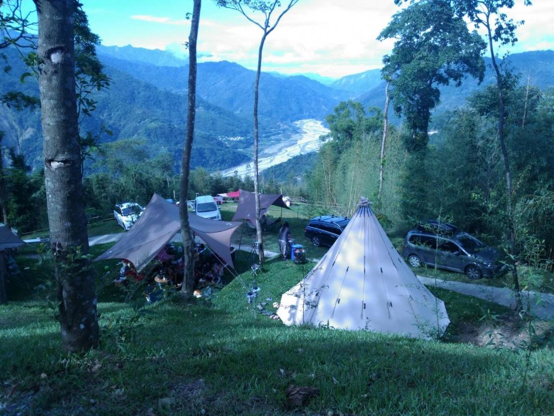 二本松露營區