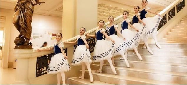 蘭陵芭蕾舞團-台南芭蕾舞蹈推薦