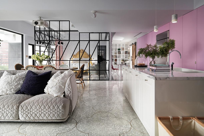 台北室內設計推薦-PSW建築設計
