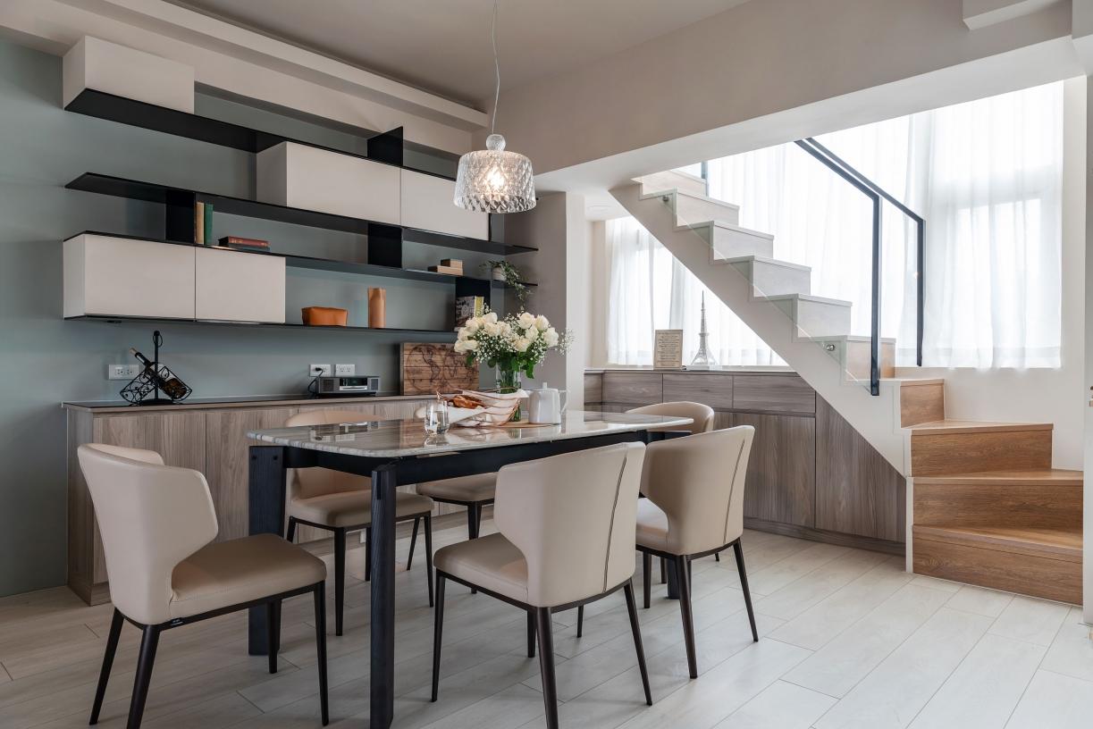 新北室內設計-艾美幸福設計