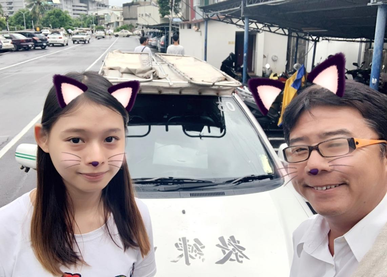 高雄南陽駕訓班-羅繼宗教練