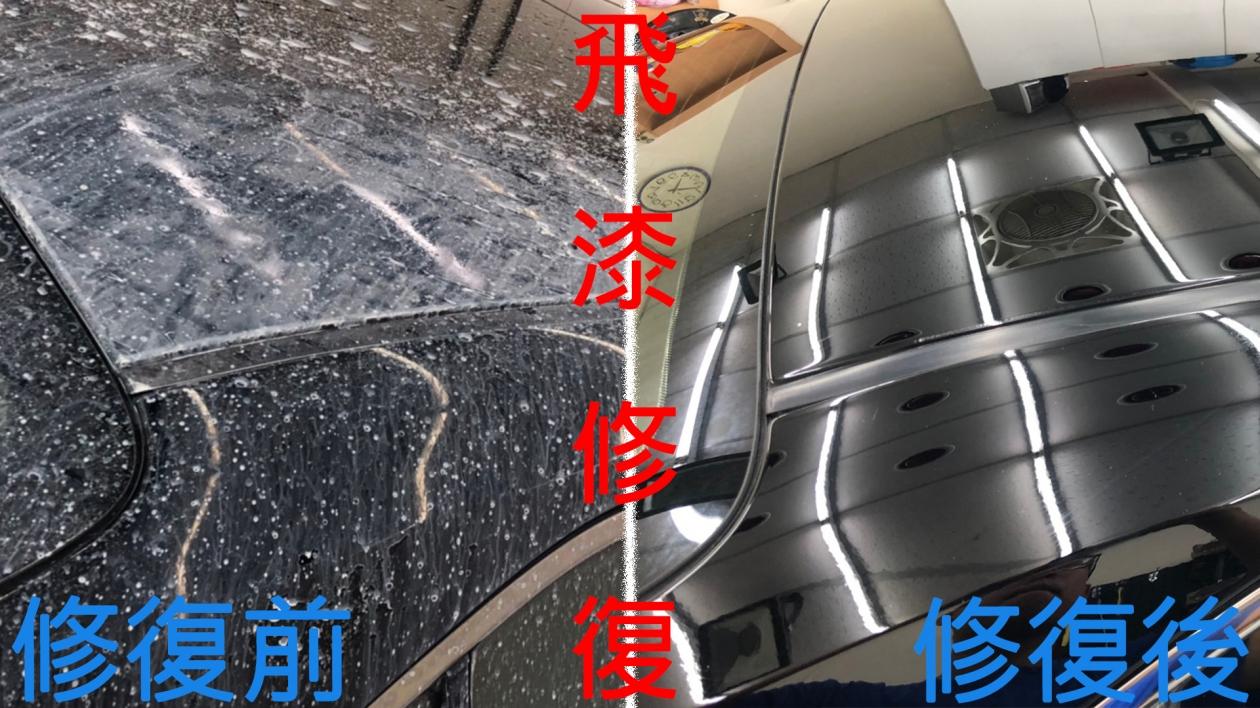 319鍍膜工坊 凹痕修復