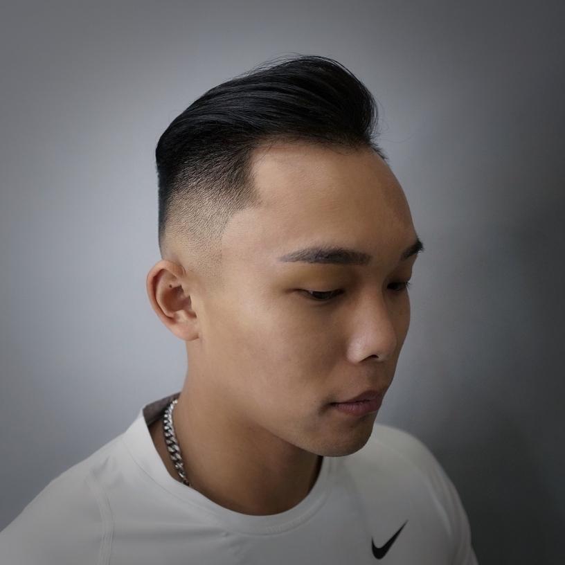 Vincent文森男仕理髮