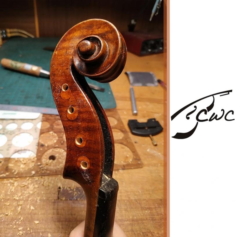 邱崇瑋提琴工作室