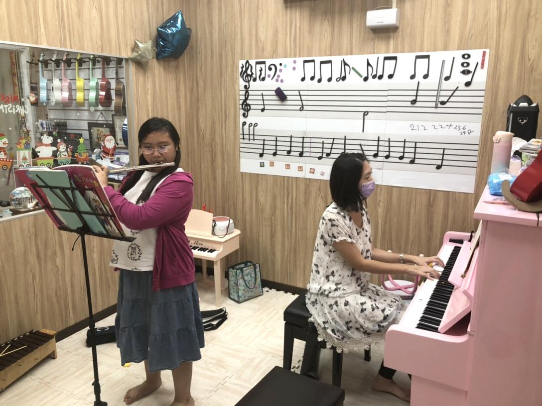 仁武藝傑 音樂教室