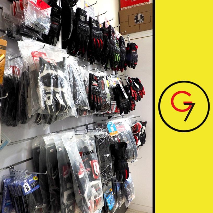 G7站 moto2輪館