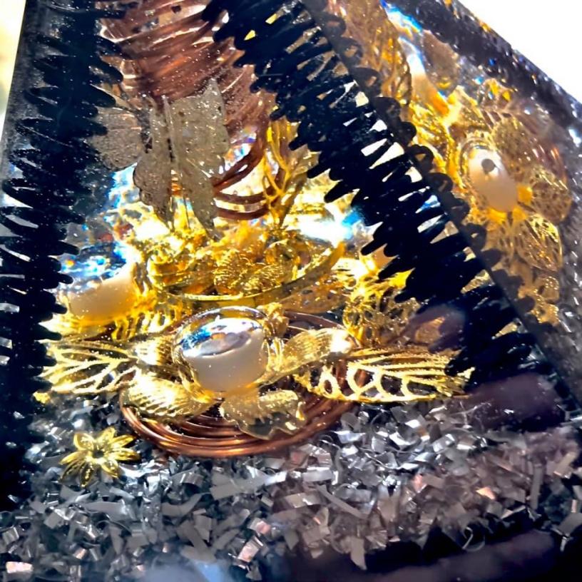 Lila奧剛石·曼陀羅藝術