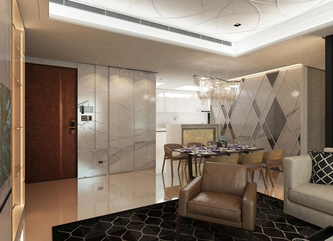 C.D 室內設計