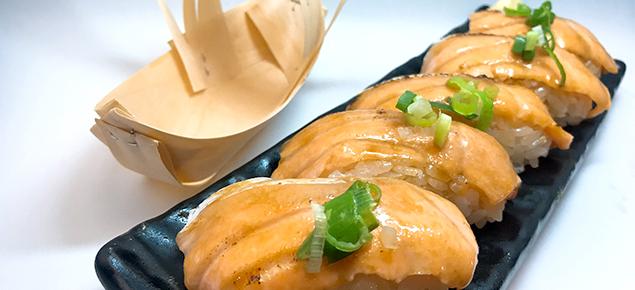 嘉義市體育館壽司-平價日式料理餐廳