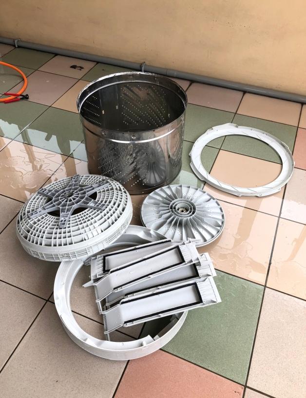 居家潔冷氣洗衣機清潔